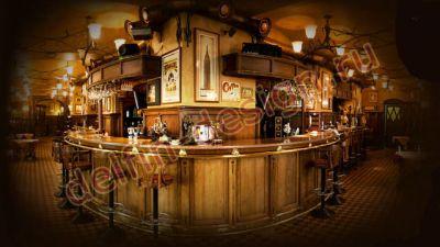 Интерьер ресторана «На старом месте», г. Кемерово
