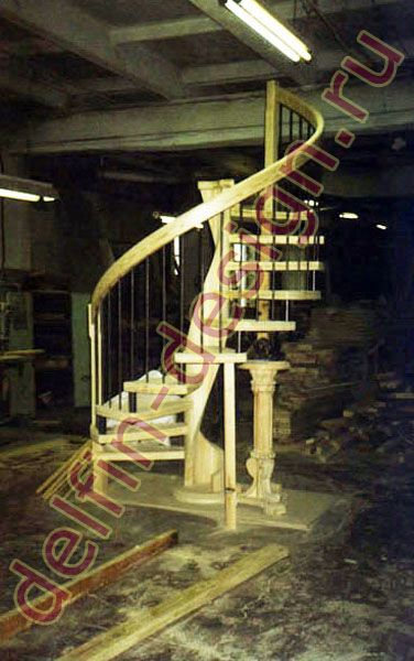 Лестницы различного исполнения