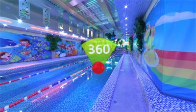 Виртуальный тур по центру отдыха Нетун